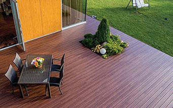 Rinato Decking Premium Range - Dark Oak