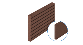 Redwood Classic Boards & Facias